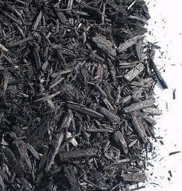 Prarie Mulch & Bedding Black Mulch - The Landscape Bag