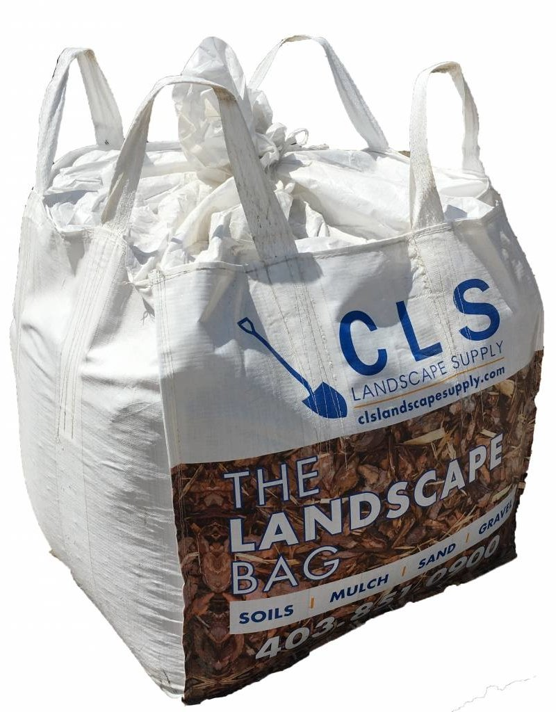 "2-3"" River Rock - The Landscape Bag"