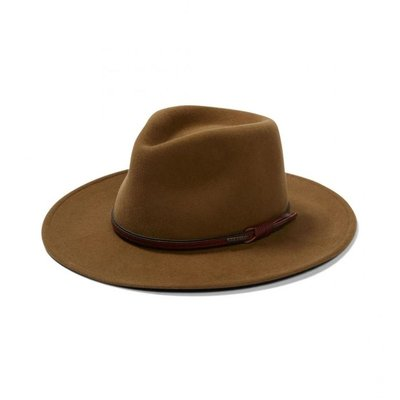 The Bozeman Hat, Brown