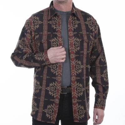 Scully | Aztec Coat