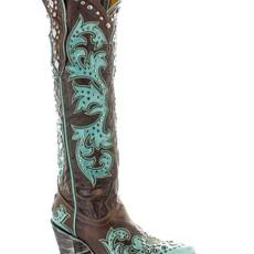 Old Gringo | Ilona Overlay Boot