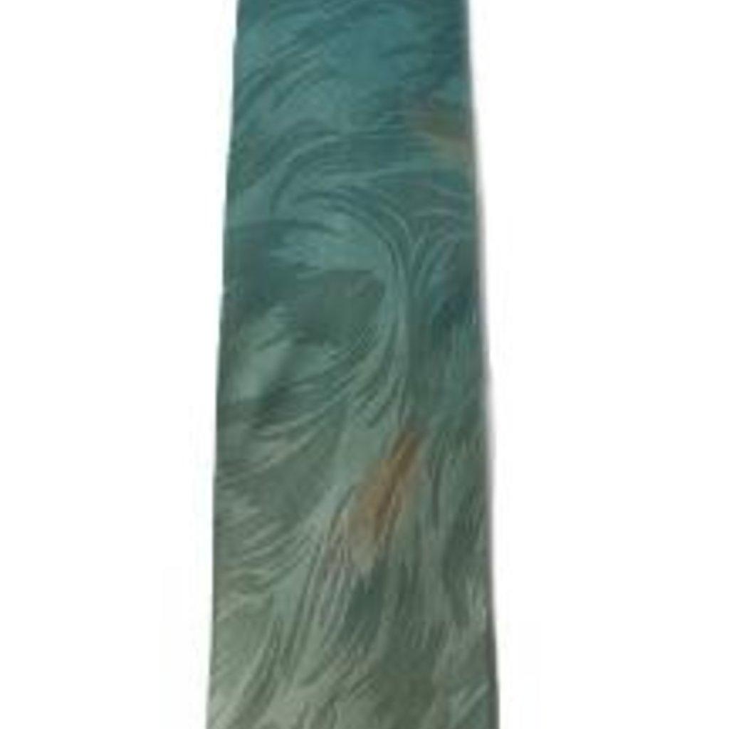 """""""Waterhole"""" Howard Post Silk Necktie"""