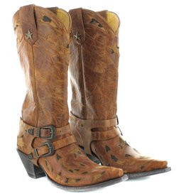 Old Gringo   Astrid Boot