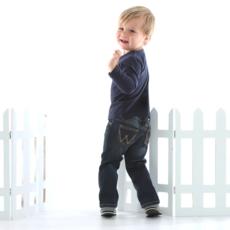Wrangler | Baby Boy Adjustable Jean