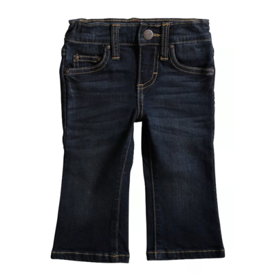 Baby Boy Adjustable Wrangler Jean