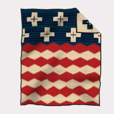 Pendleton Brave Star Blanket - Twin