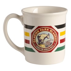 Pendleton Pendleton | National Park Ceramic Mug | Glacier
