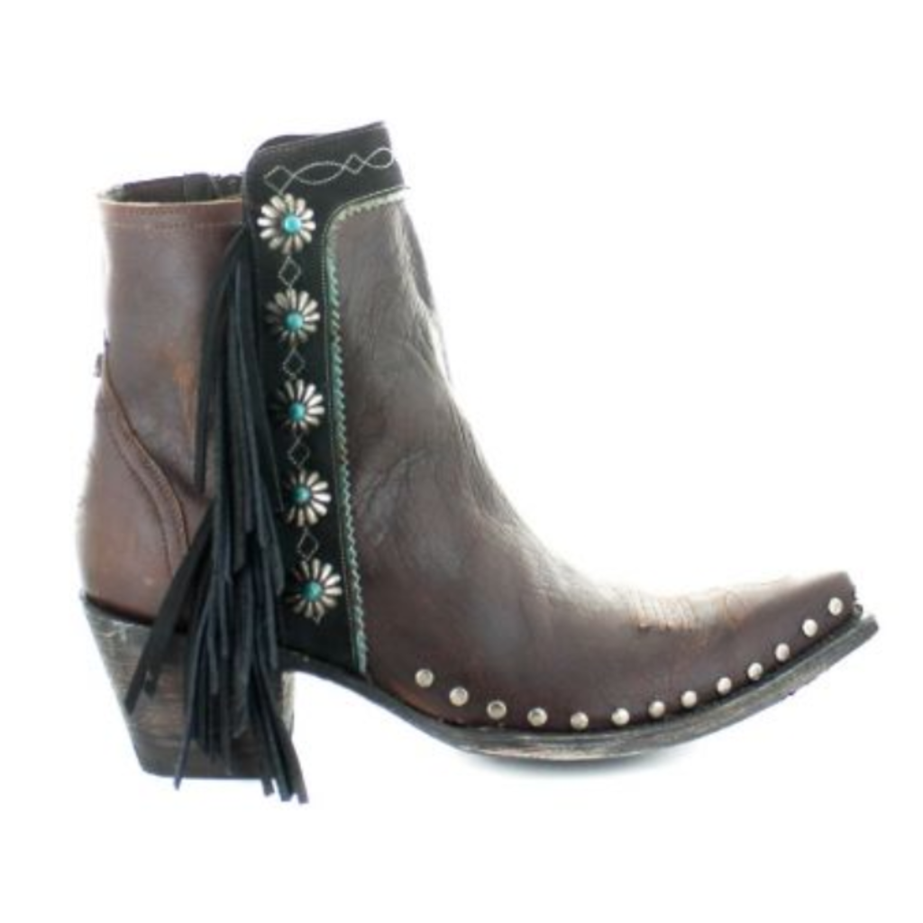 "Old Gringo ""Apache Kid"" Boots in Brown"