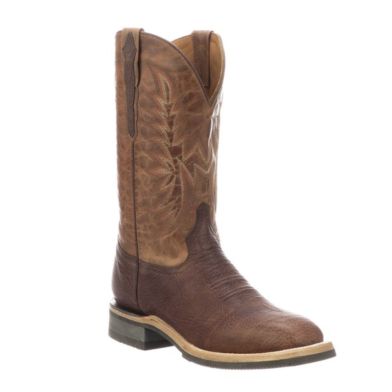 Lucchese Chocolate Rudy Boot