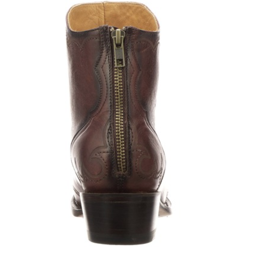 Lucchese Lucchese Cinnamon Stitch WGTP Bootie