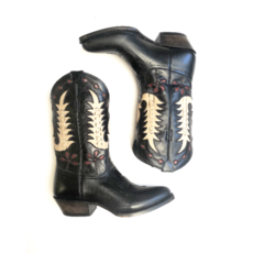 Liberty Black | The Sherry Boot