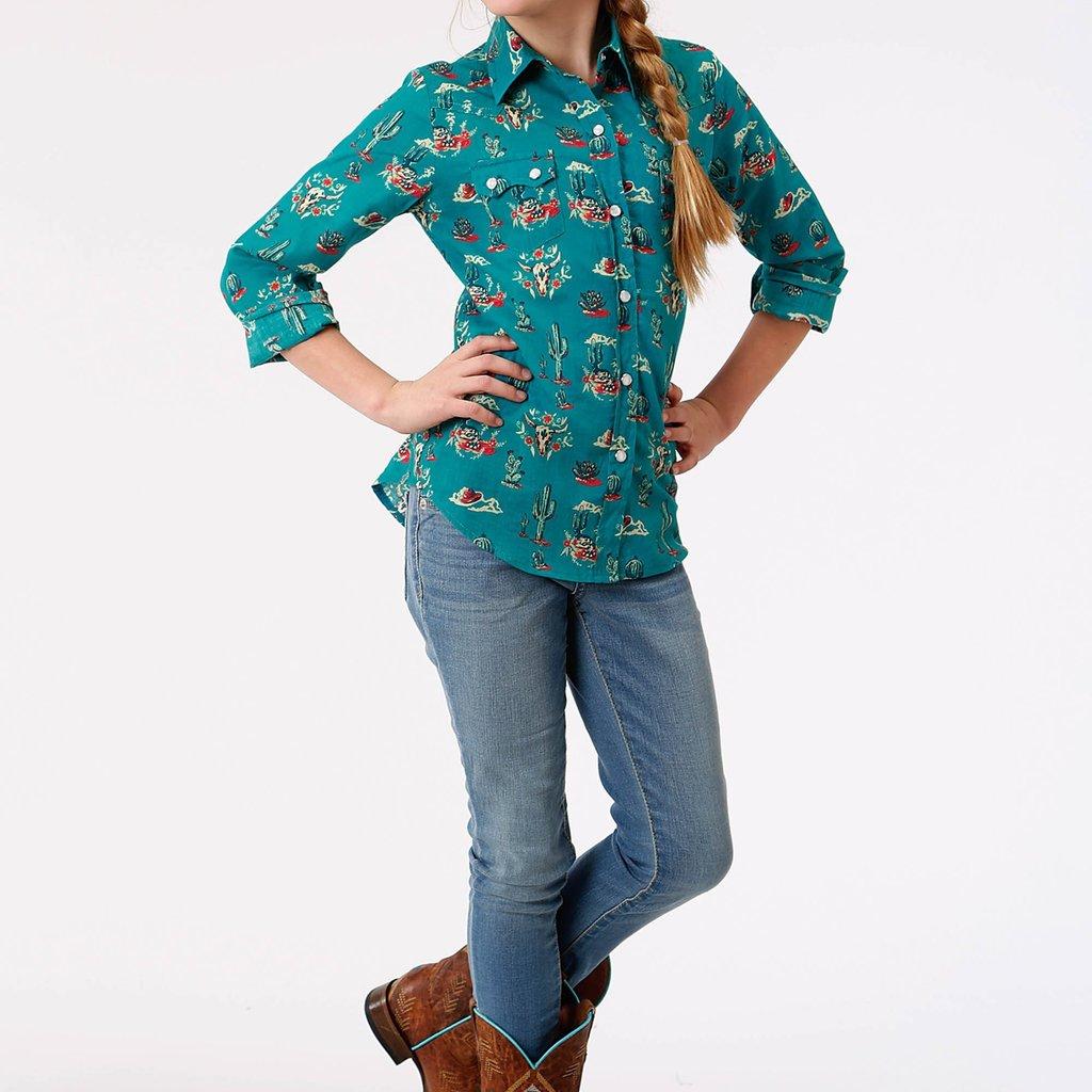Cactus Scene Shirt
