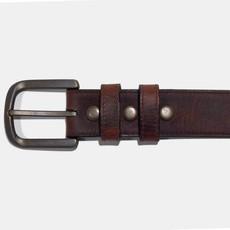 Vintage Bison | Calhoun Bison Belt