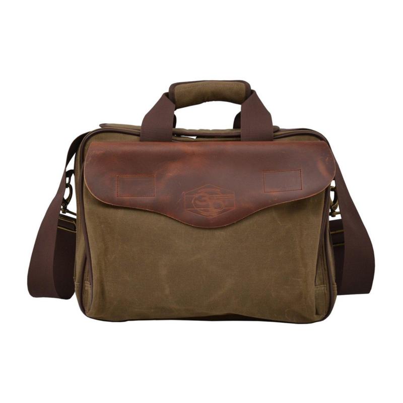 M&F Western | Canvas Briefcase