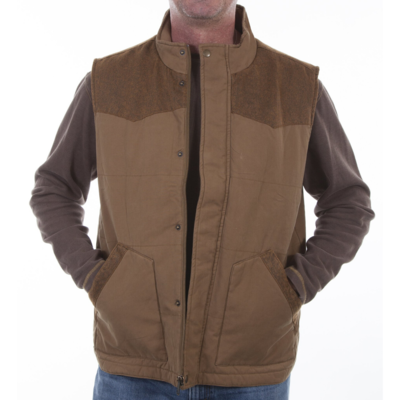 Scully | Canvas Vest