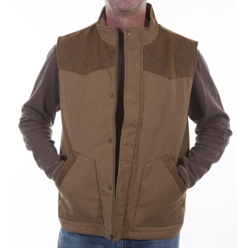 Scully   Canvas Vest