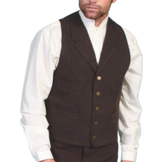 Canvas Vest