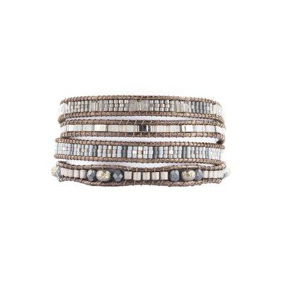 Charcoal Lulu Bracelet