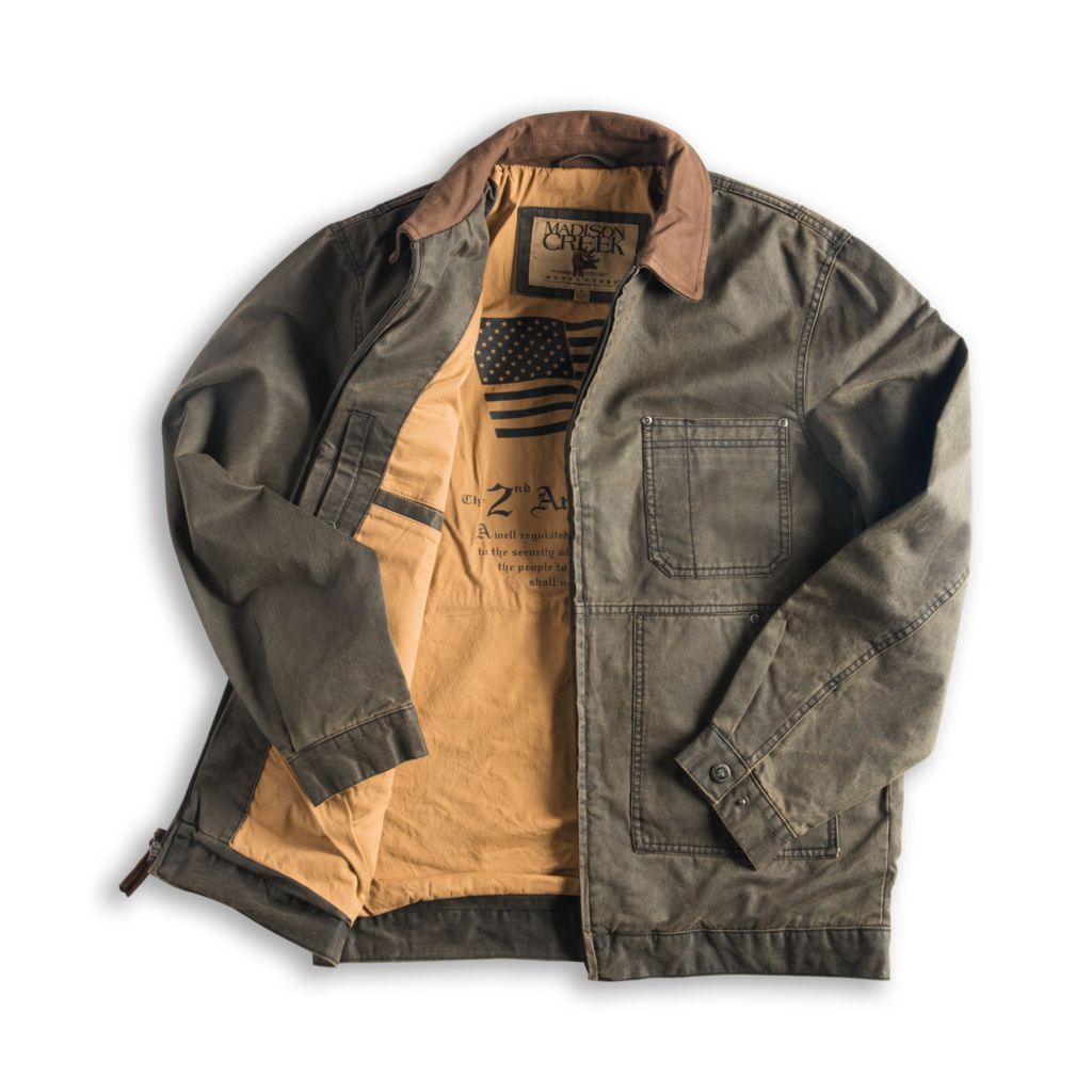 Conceal Carry Chore Coat