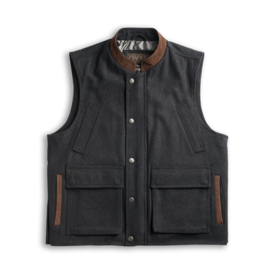 Conceal Carry Ranch Vest