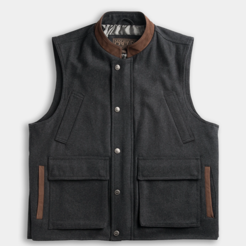 Madison Creek Outfitters | Conceal Carry Ranch Vest