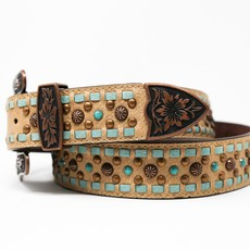 Copper Studded Belt