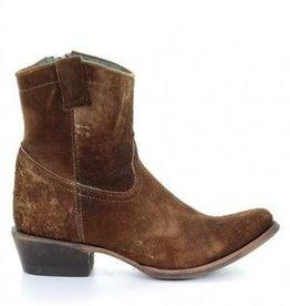 Corral   Lamb Abstract Short Boot