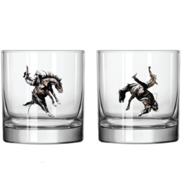 Will Hunter + Head West Exclusive | Whiskey Glasses (Set of 2)