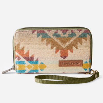 Pendleton Smart Phone Wallet Taos Trail