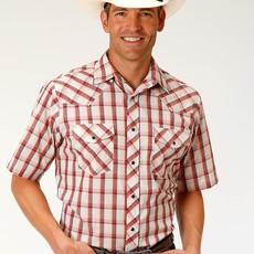 Roper | Woven Plaid Shirt