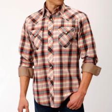 Roper | Plaid L/S Shirt