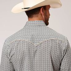 Roper | Snap Retro L/S Piped Fancy Yoke