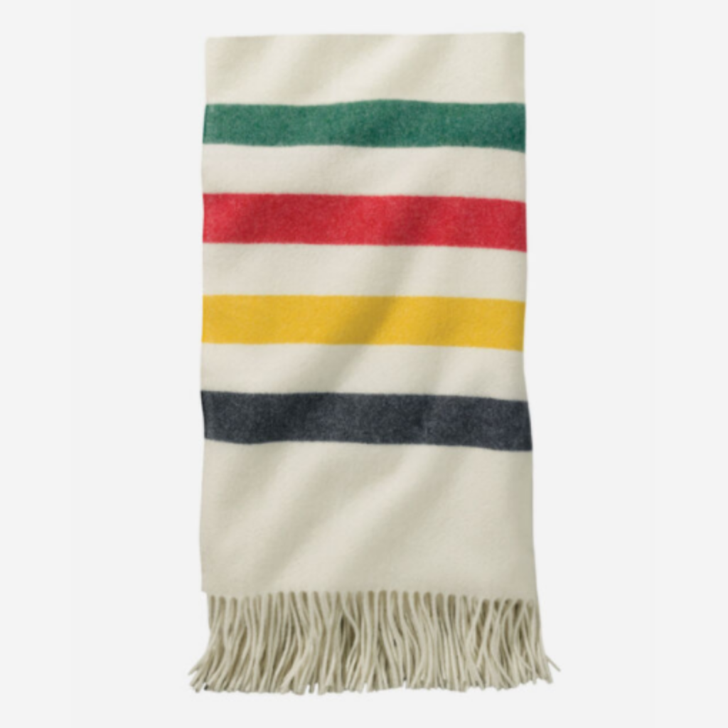 Pendleton Pendleton | 5th Avenue Throw | Glacier