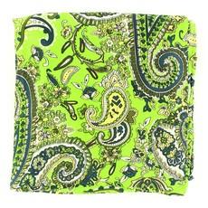 Paisley Wild Rag Silk Scarf
