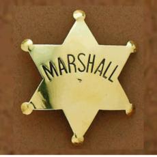 Marshall Badge