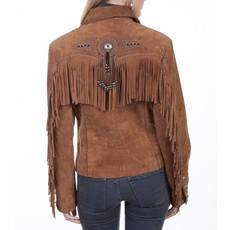 Fringe Beaded Jacket