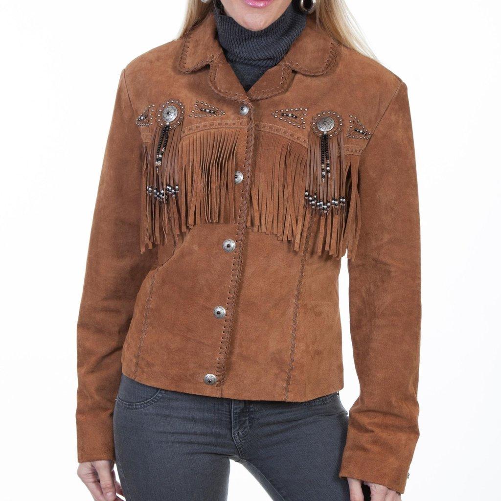 Scully | Fringe Beaded Jacket