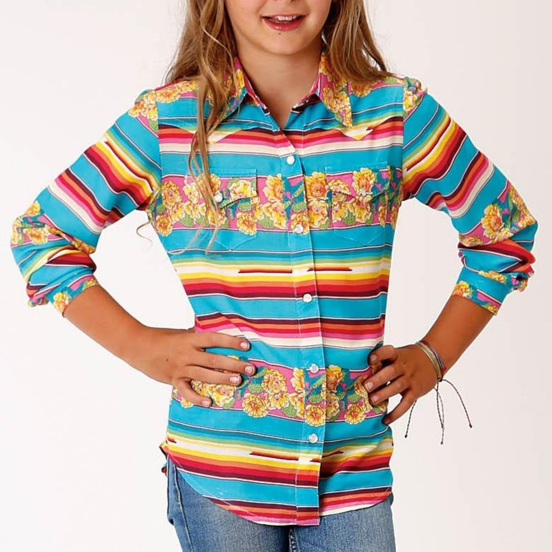 Roper | Western Kid's Shirt