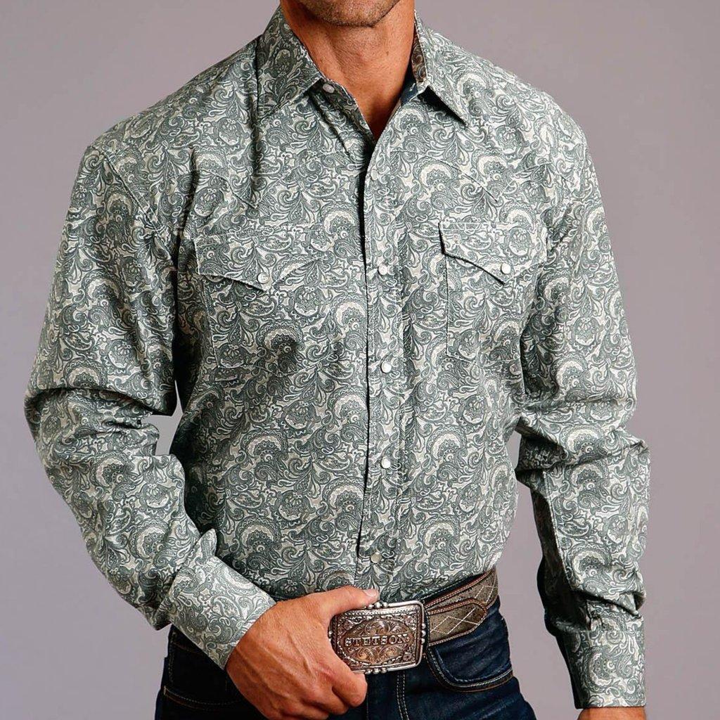 Roper | Tooling Paisley Shirt