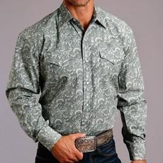 Tooling Paisley L/S Shirt