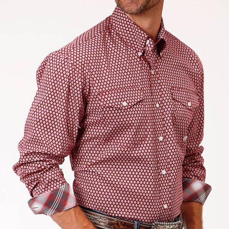 Roper | Foulard Snap Shirt