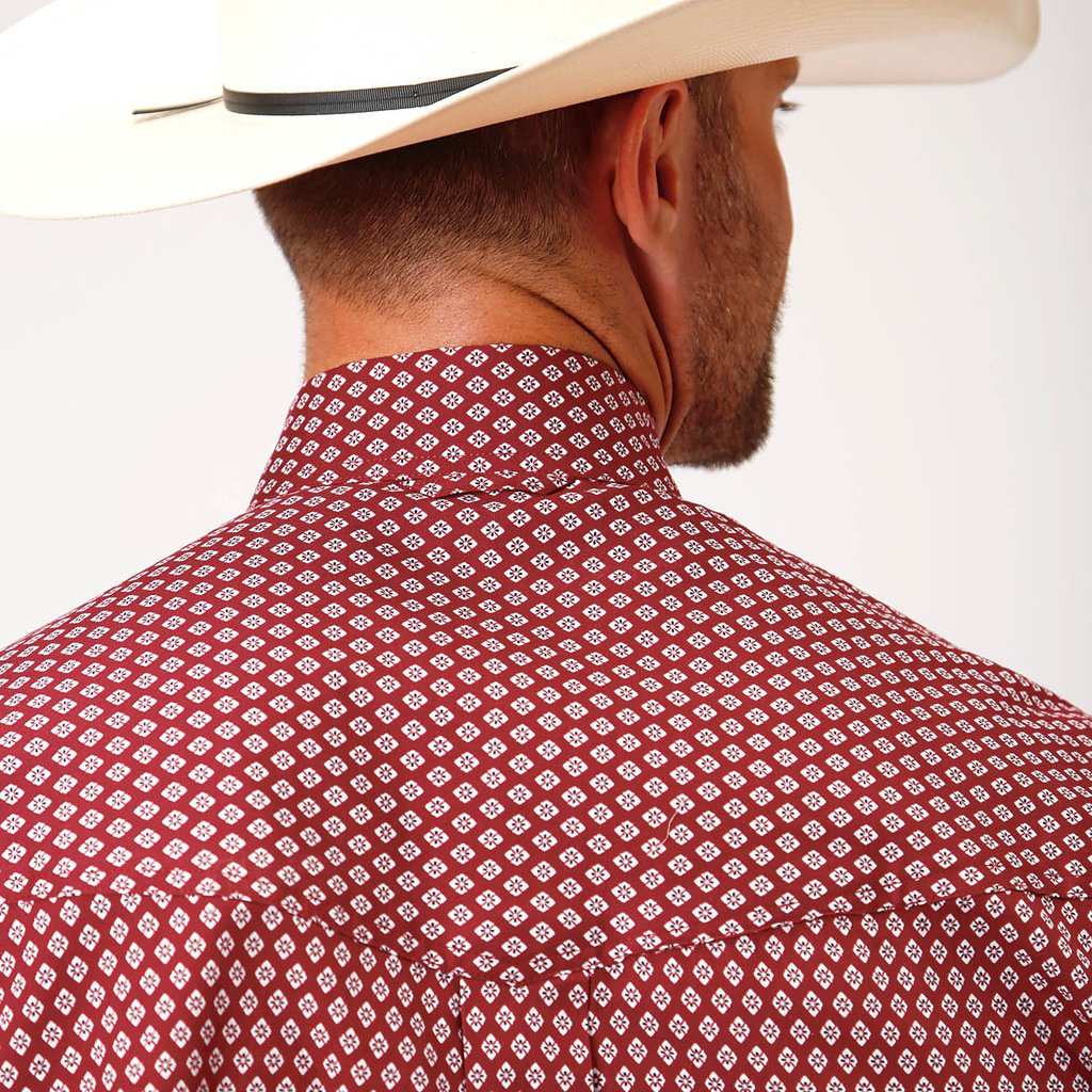 Red Barn Foulard L/S Shirt