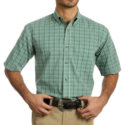 Men's Riata Dress Shirt by Wrangler