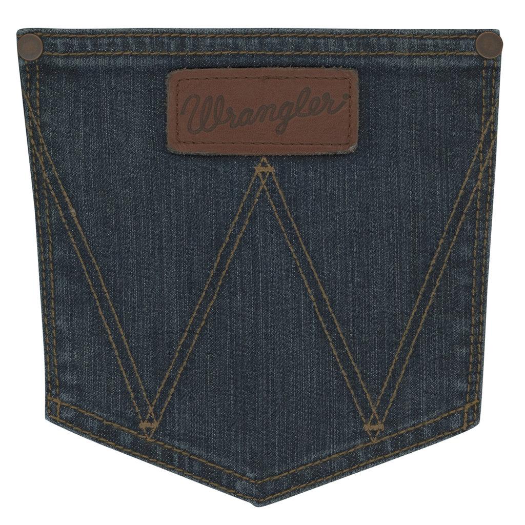 Wrangler | Retro Relaxed Jean