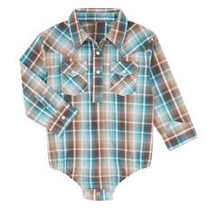 Wrangler   Infant Western Bodysuit