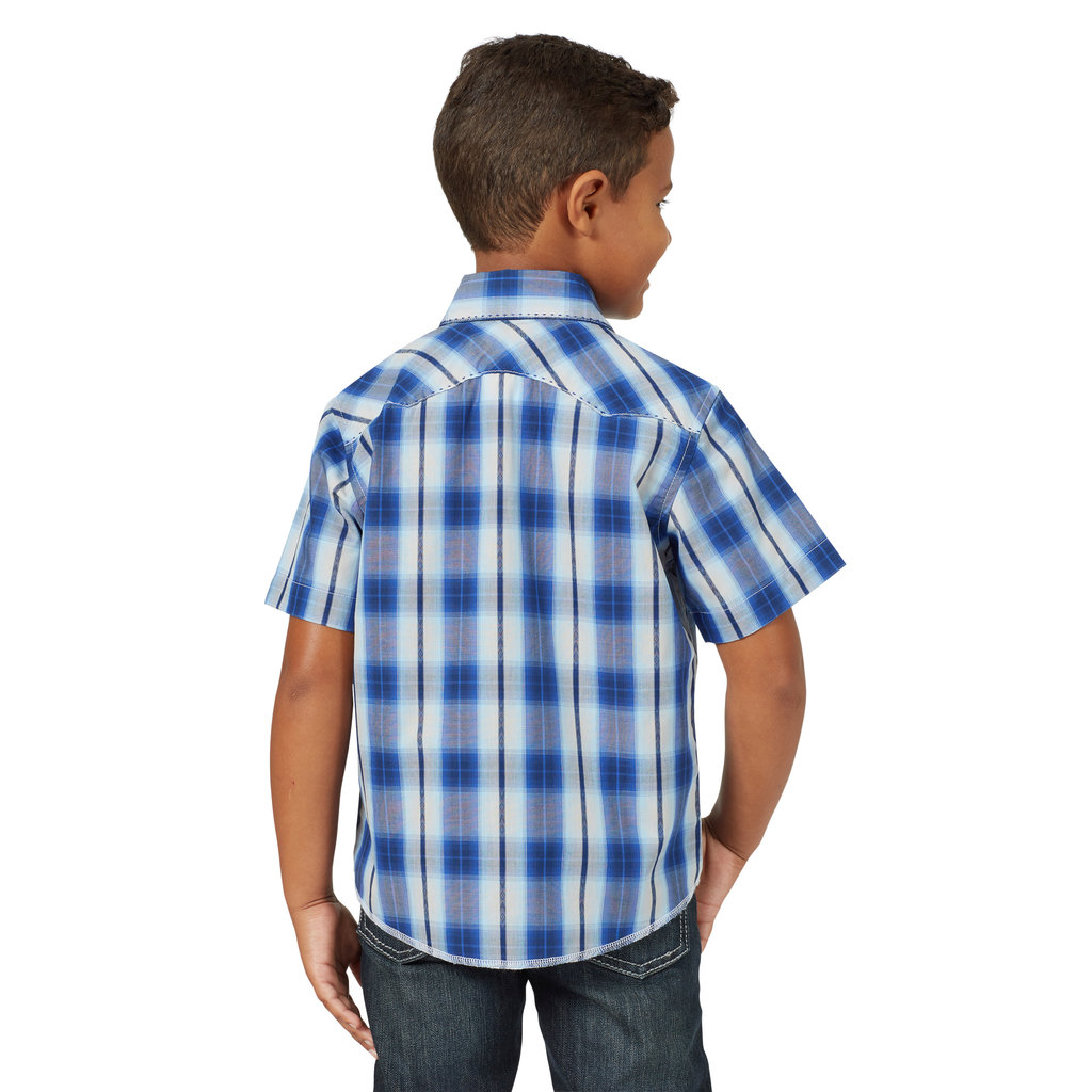 Wrangler   Short Sleeve Snap Shirt