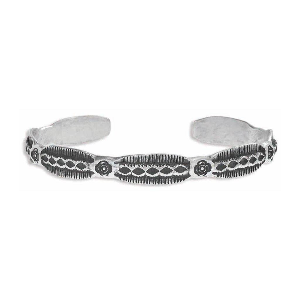 Sterling | Metal Cuff