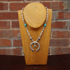 Paige Wallace   Sterling Naja Necklace