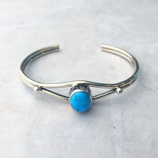 Turquoise Cuff by Native Images