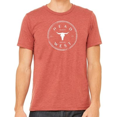 Head West Unisex Triblend S/S T-Shirt